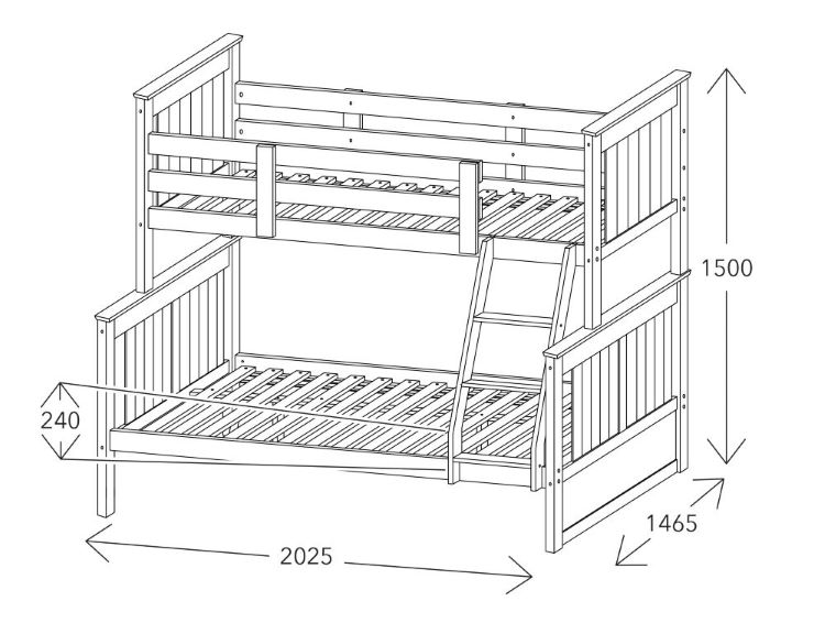 hardwood-myer-triple-bunk-bed-modern-furniture-size