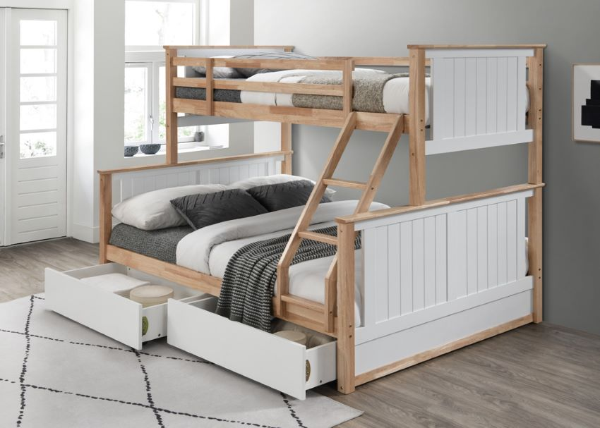 hardwood-myer-triple-bunk-bed-modern-furniture