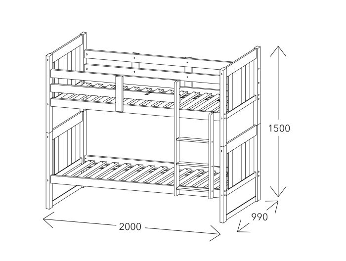 myer-white-single-bunk-bed-with-storage