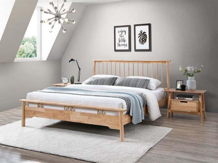 rear view of modern living and bedroom containing Rome 8PCE Home Living & Bedroom Furniture Package