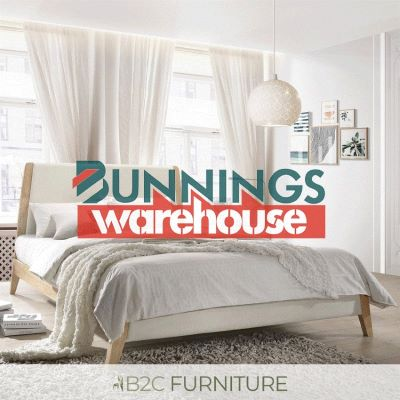 Have you heard!? We're a Proud Trusted Seller of Bunnings Marketlink | B2C Furniture