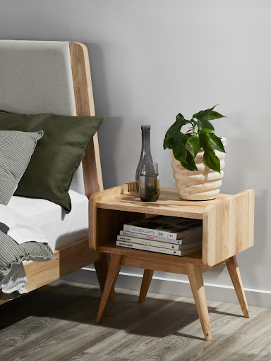 Ideas to Decorate a Bedside Tables | B2C Furniture