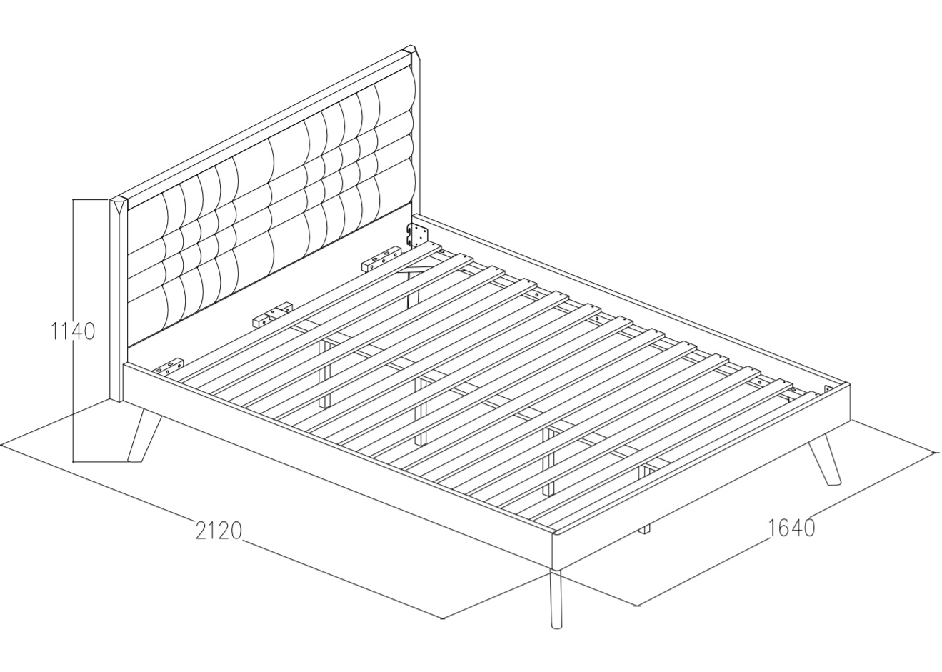 Bed Frame Sizes Mattress Dimensions In Australia